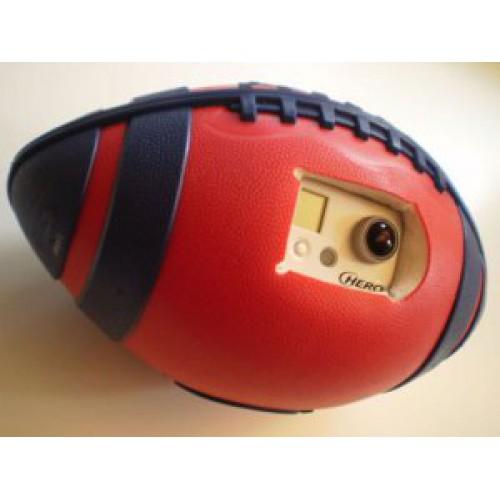 Ý tưởng mới gắn camera trong quả bóng